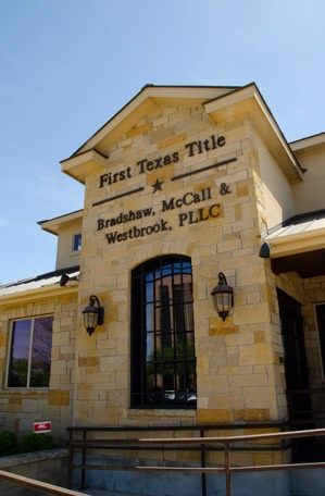 First Texas Title is Abilene's premier Real Estate Title Company